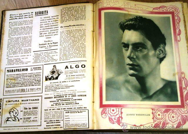 Cine: Tomo de 26 revistas encuadernadas Films Selectos en Barcelona 1933 - Foto 5 - 43857749