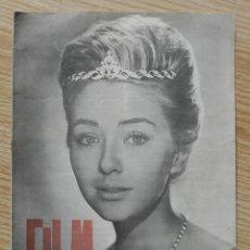 Cine: FILM IDEAL Nº 41 Nº41 SEMESTRE 60 AÑO 120 CRISTINA KAUFFMAN EN UN TRONO PARA CRISTY. Lote 44118523
