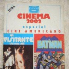 Cine: REVISTA CINEMA 2002. EXTRA. ESPECIAL CINE AMERICANO. 1975. 105 PP.. Lote 44212383
