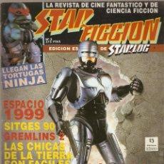 Cine: REVISTA DE CINE FANTASTICO Y CIENCIA FICCION STAR FICCION Nº 2 . Lote 44215257