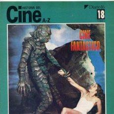 Cine: FASCICULO HISTORIA DEL CINE - DIARIO 16 - Nº 18. Lote 44236352