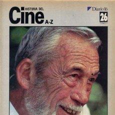 Cine: FASCICULO HISTORIA DEL CINE - DIARIO 16 - Nº 26. Lote 44236500