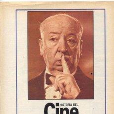 Cine: FASCICULO HISTORIA DEL CINE - INDICE TOMO J-Z. Lote 44236557