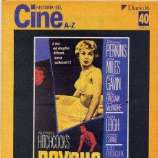 Cine: FASCICULO HISTORIA DEL CINE - Nº 40. Lote 44236672