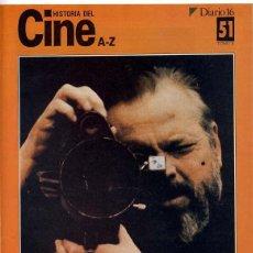 Cine: FASCICULO HISTORIA DEL CINE - Nº 51. Lote 44236734