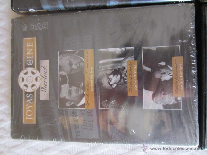 Cine: Seis DVDde joyas del cine, Sherlock,Ana Karenina (histórico)Robin de los bosques - Foto 2 - 44330523