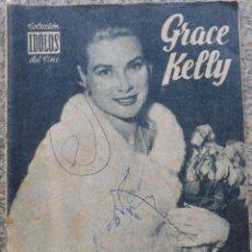 Cine: COLECCION IDOLOS DEL CINE -- GRACE KELLY-- AÑO I - Nº 13 - 1958 -- . Lote 44350370