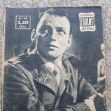 Cine: COLECCION IDOLOS DEL CINE -- FRANK SINATRA -- AÑO II - Nº 48 - 1958 -- . Lote 44351784