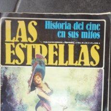 Cine: REVISTA HISTORIA DEL CINE EN SUS MITOS . LAS ESTRELLAS 2 . MARILYN MONROE MARLON BRADO 1980 . Lote 44459140
