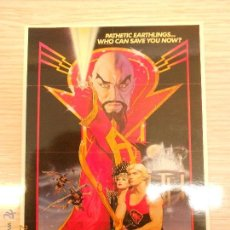 Cine: POSTAL CINE COLECCION: FLASH GORDON EDICION FRANCESA MUY DIFICIL NJ.CC. Lote 44468294