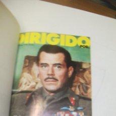 Cine: + REVISTA DIRIGIDO POR AÑOS 1977-78 NUMEROS 46 - 53 EXCELENTE ESTADO. ENCUADERNADA. Lote 44532743