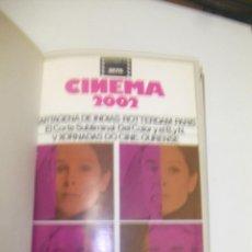 Cine: + CINEMA 2002. AÑO 1977. NUMEROS DEL 27 AL 33 . ENCUADERNADA . MUY BUEN ESTADO. Lote 44541129