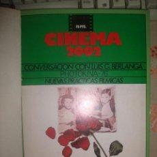 Cine: + CINEMA 2002. AÑO 1976/77 NUMEROS DEL 21 AL 26 . ENCUADERNADA . MUY BUEN ESTADO. Lote 44541264