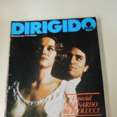 Cinema - revista de cine dirigido por nº 54 especial bertolucci - georges franju martinez lazaro novecento - 44670667