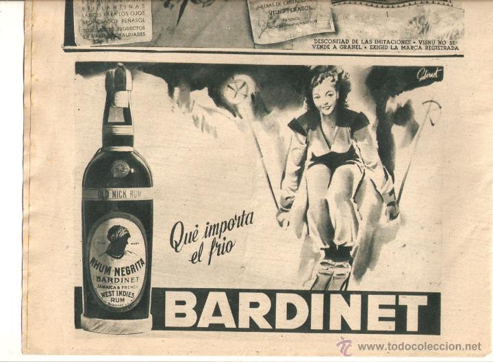 Cine: AÑO 1944 JESUS TORDESILLAS NOTICIARIO NO-DO NODO HISTORIA PRIMER NOTICIARIO DE LA FALANGE BARDINET - Foto 4 - 44779988