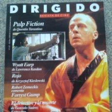 Cine: DIRIGIDO POR - Nº 227 - PULP FICTION - SEPTIEMBRE 1994 --. Lote 143146614