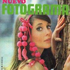 Cine: 234- REVISTA NUEVO FOTOGRAMAS Nº 1045 DEL 25.10.68. Lote 45122830