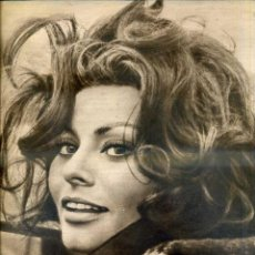 Cine: CINE EN 7 DÍAS Nº 231 (1965) SOFIA LOREN. Lote 45179410