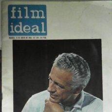 Cine: FILM IDEAL, 15 DE MAYO DE 1963, Nº 120. Lote 45234971