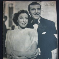 Cine: REVISTA CINEMATOGRAFICA ESPAÑOLA. PRIMER PLANO Nº 75. 22 DE MARZO 1942. Lote 45574384