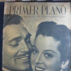 Cine: REVISTA CINEMATOGRAFICA ESPAÑOLA. PRIMER PLANO Nº 98. 30 DE AGOSTO 1942. Lote 45574421