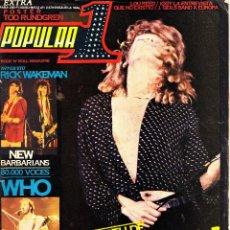 Cine: POPULAR 1 (LED ZEPPELIN) 1979 Nº76 (NO POSTER) SPAIN. Lote 45576256