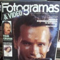 Cine: REVISTA FOTOGRAMAS Nº 1760 FEBRERO 1990 . Lote 45783930