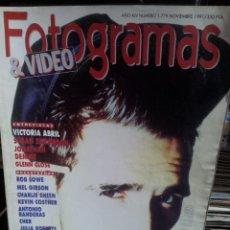 Cine - REVISTA FOTOGRAMAS Nº 1779 NOVIEMBRE 1991 - 45784672