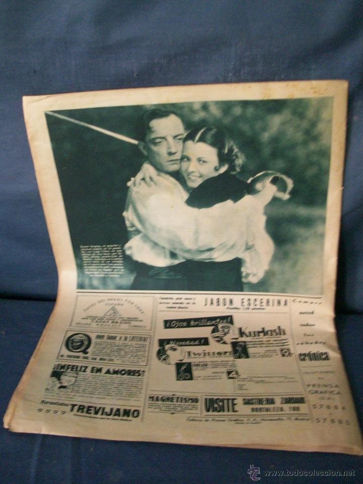 Cine: REVISTA CINEGRAMAS-Nº72-MARLENE DIETRICH-AÑO 1936. - Foto 2 - 45793988
