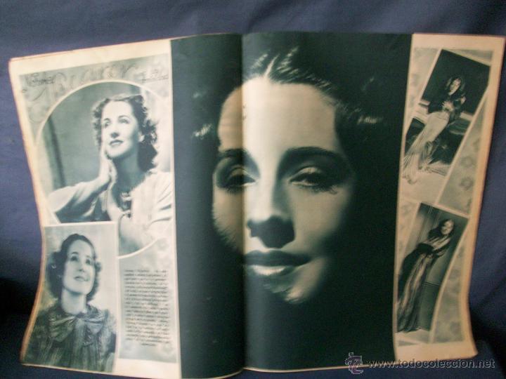 Cine: REVISTA CINEGRAMAS-Nº72-MARLENE DIETRICH-AÑO 1936. - Foto 3 - 45793988