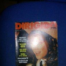 Cine: DIRIGIDO POR Nº81 MARZO 1981. Lote 46006000