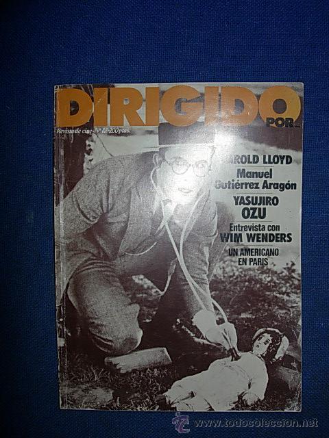 DIRIGIDO POR Nº 82 ABRIL 1981 (Cine - Revistas - Dirigido por)