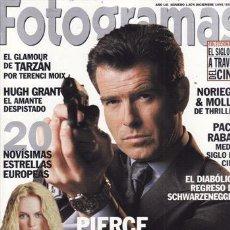 Cine: REVISTA FOTOGRAMAS Nº 1874 AÑO 1999. PORTADA: PIERCE BROSNAN. PACO RABAL. HEATER GRAHAN.. Lote 46091325
