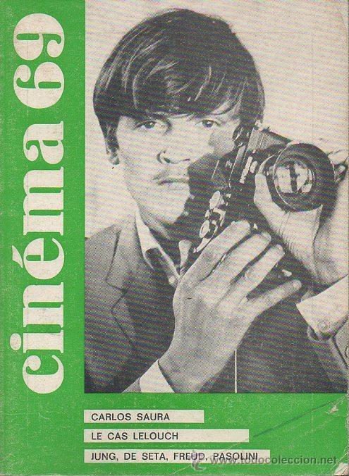 CINEMA 69 Nº 135, ABRIL 1969 [FRA] (Cine - Revistas - Cinema)