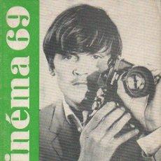 Cine: CINEMA 69 Nº 135, ABRIL 1969 [FRA]. Lote 46108845