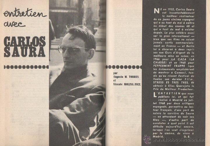Cine: Cinema 69 nº 135, Abril 1969 [FRA] - Foto 2 - 46108845