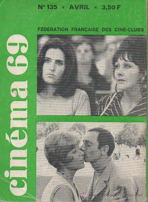 Cine: Cinema 69 nº 135, Abril 1969 [FRA] - Foto 3 - 46108845