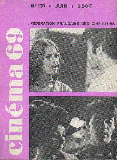Cine: Cinema 69 nº 137, Junio 1969 [FRA] - Foto 3 - 46108909