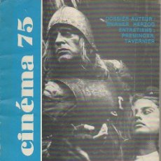 Cine: CINEMA 75 Nº 198, MAYO 1975 [FRA]. Lote 46109029