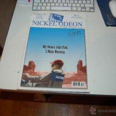 Cine: REVISTA DE CINE NICKELODEON Nº 26 (EXTRA ). PRIMAVERA 2002. DEDICADO A JOHN FORD. Lote 46218072
