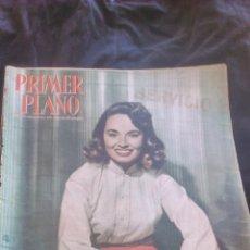 Cine: REVISTA PRIMER PLANO REVISTA CINEMATOGRAFIA ANN BLYTH EN PORTADA Y FERNANDO REY AÑO XI Nº 580. 1951. Lote 46307915