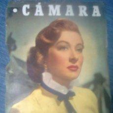 Cine: SOLO PORTADA--- CÁMARA AÑOS 50´S - GREER GARSON . EN REVERSO RICHARD HART. Lote 46415562