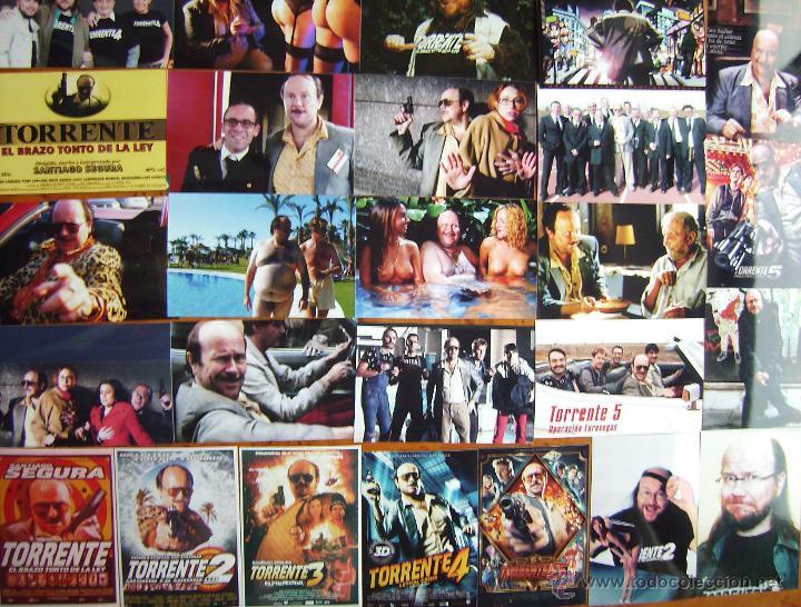 Cine: TORRENTE, 60 reproducciones en foto. - Foto 2 - 46497381