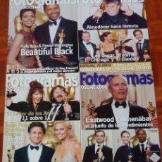 Cine: SUPLEMENTOS FOTOGRAMAS OSCARS 2001-2002-2003-2004.. Lote 46555237