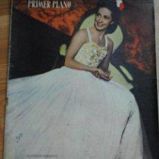 Cinéma: REVISTA PRIMER PLANO, MADRID 30 ABRIL 1950, AÑO XI N1 498, DANIELLE DARRIEUX, MERCEDES VECINO. Lote 46669996
