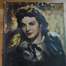 Cine: REVISTA PRIMER PLANO, MADRID 30 JULIO 1950,AÑO XI Nº 511, RODOLFO VALENTINO, ELEANOR PARKER. Lote 46670193