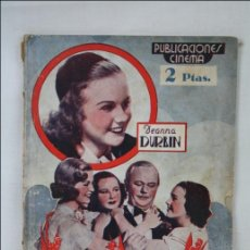 Cine: REVISTA / PUBLICACIÓN CINEMA - TRES DIABLILLOS - SERIE ESPLENDOR. HISPANO AMERICAN FILMS. Lote 46677363