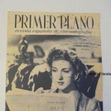 Cine: PRIMER PLANO Nº 144 - AMPARITO RIVELLES - 1943 - JLV. Lote 46679426