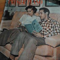 Cine: REVISTA PRIMER PLANO, MADRID 11 MARZO 1951, AÑO XI Nº 543, RICARDO MONTALBÁN Y GEORGINA YOUNG. Lote 46704898
