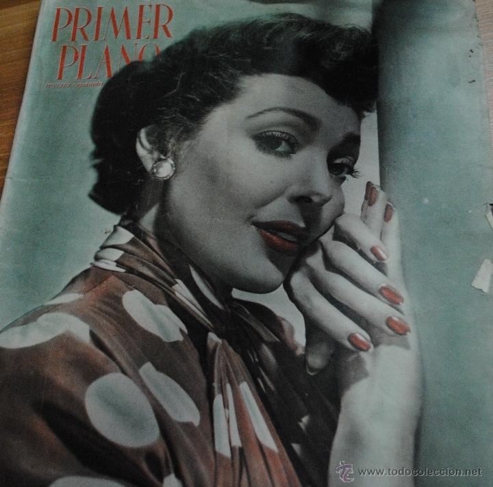 REVISTA PRIMER PLANO, MADRID 24 JUNIO 1951, AÑO XI Nº 558, LORETTA YOUNG, LOUIS JOURDAN (Cine - Revistas - Primer plano)